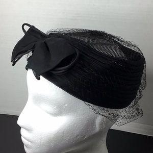 Accessories - Women's Vintage Funeral Hat